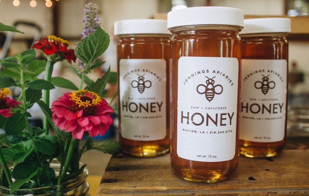 Raw Honey, Fun facts about bees with Aaron Jennings - Magnolia Roots Blog
