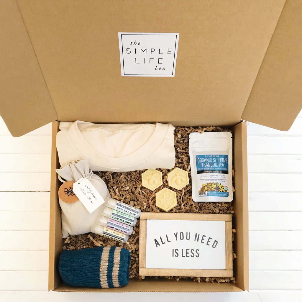Simple Life Box by Magnolia Roots