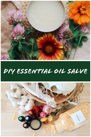 diy essential oil salve