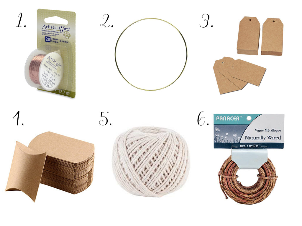 Amazon Links Wreath DIY