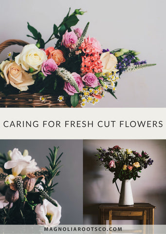 flowers, fresh cut, tips, diy, care, florist, flower farmer, bouquet
