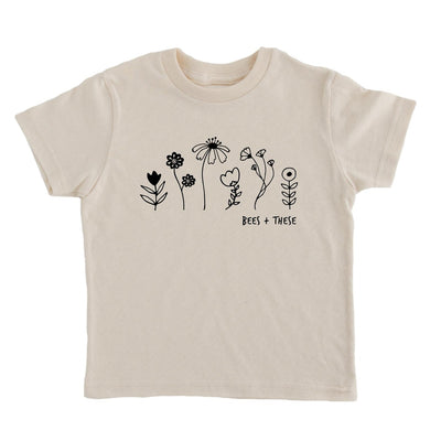 Bees + These Tee - Kids