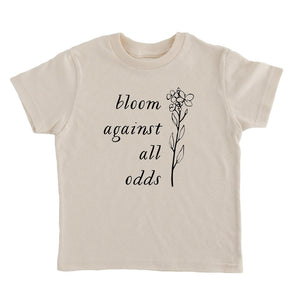 Bloom Against All Odds Tee - Kids