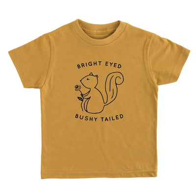 Bright Eyed Tee - Kids