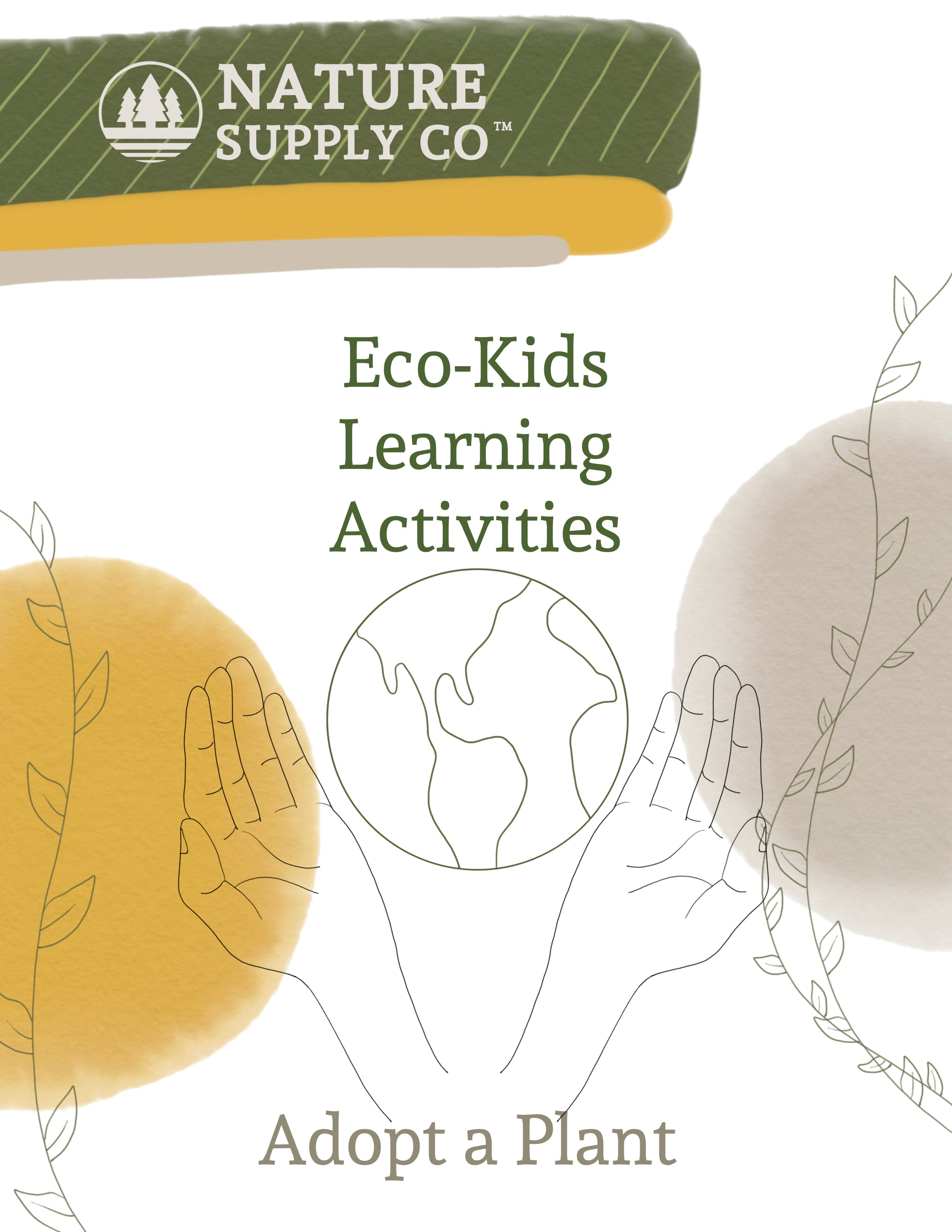 Eco-Kids Learning: Adopt a Plant