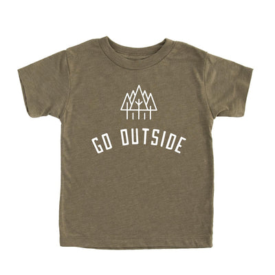 Go Outside Tee - Kids