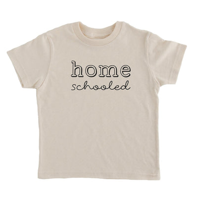 Homeschooled Tee - Kids