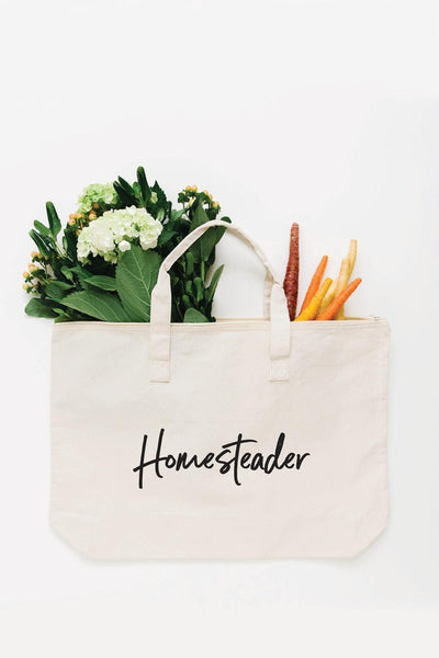 Homesteader Tote Bag