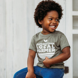 Local Farmer Tee - Kids