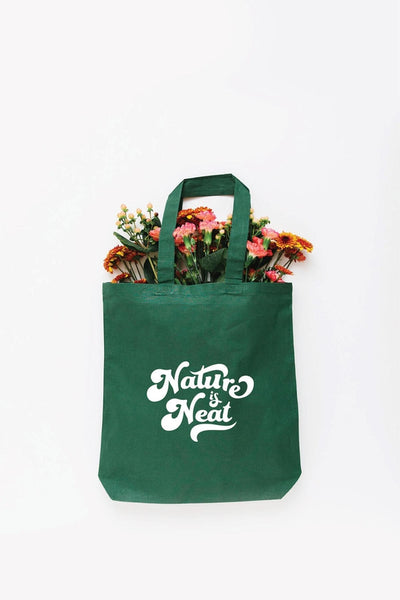 Nature is Neat Tote Bag
