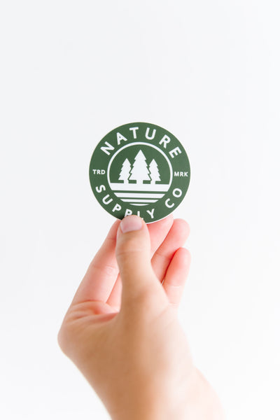 Nature Supply Co Sticker