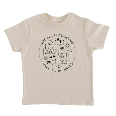 Four Walls Tee - Kids