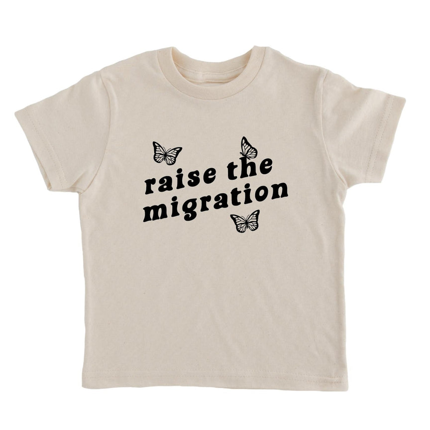 Raise the Migration Tee - Kids