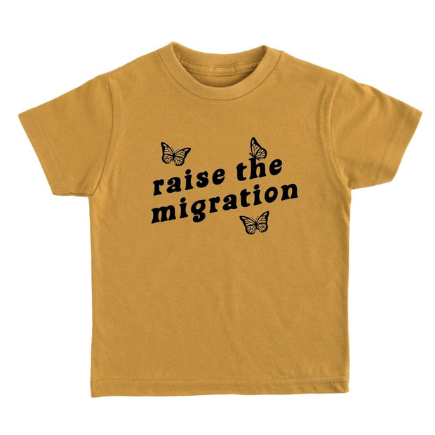 Raise the Migration Tee - Kids 1