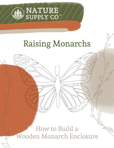 How to Build a Wooden Monarch Enclosure