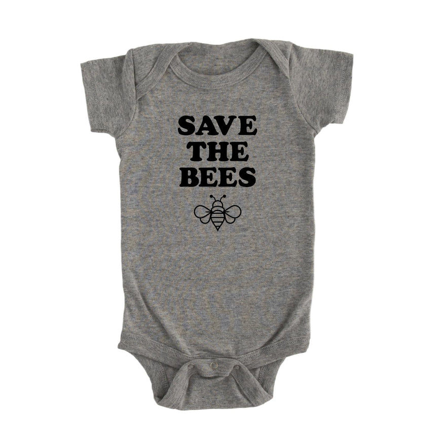 Save the Bees Onesie