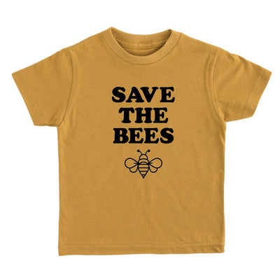 Save the Bees Tee - Kids