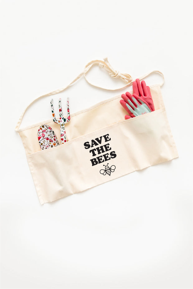 Save the Bees - Adult Waist Apron 1