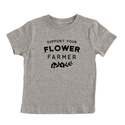 Flower Farmer Tee - Kids