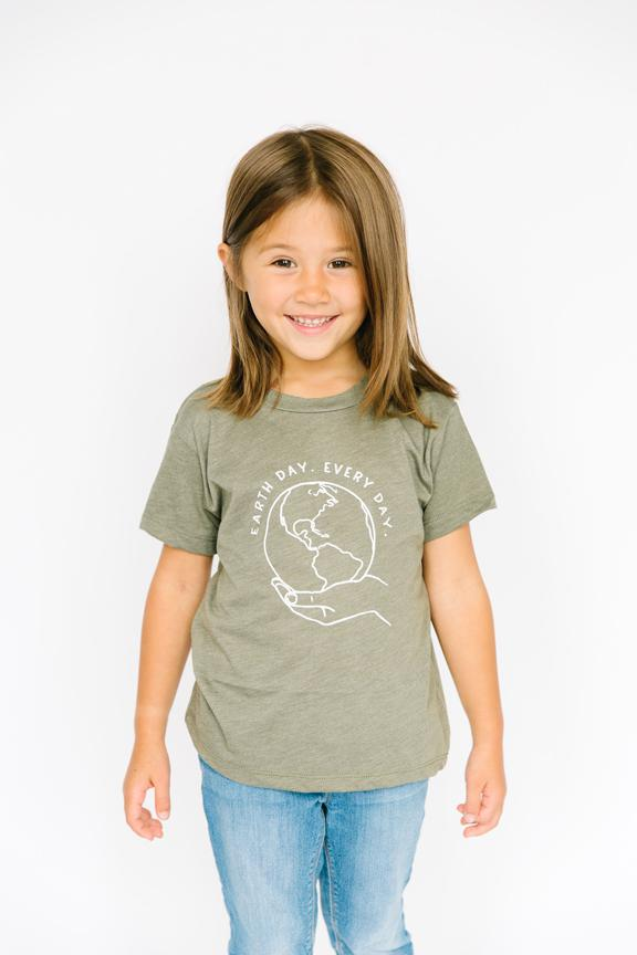 Earth Day Tee - Kids