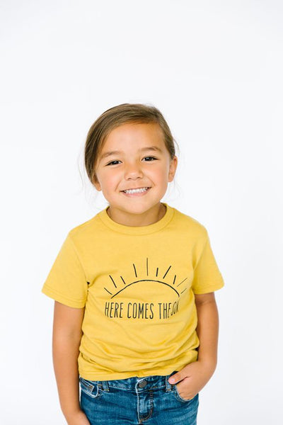 Here Comes the Sun Tee - Kids