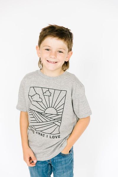Land That I Love Tee - Kids