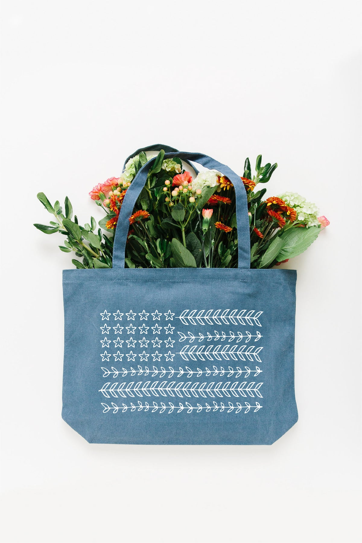Nature Flag Tote Bag
