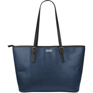Large Leather Tote ~ Twilight