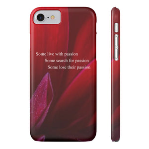 """With Passion"" ~ Nature's Message Collection"