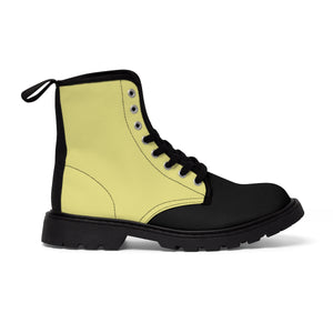 Limelight Men's Canvas Martin Boots
