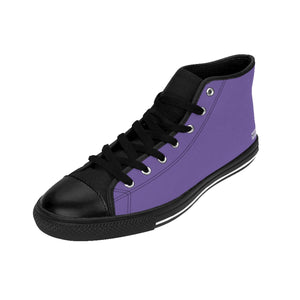Ultraviolet Women's High Tops
