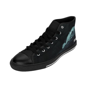 """The Lone Wolf"" Men's High Tops"