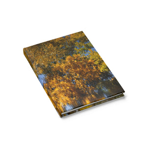 Reflection Journal (Lined) ~ A Journey Through Nature Collection
