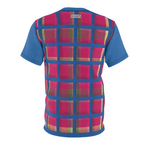 Men's Accent T ~ Plaid No. 3