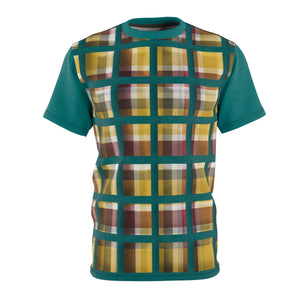 Men's Accent T ~ Plaid No. 1