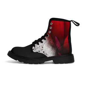 """Intensity"" Women's Canvas Martin Boots"