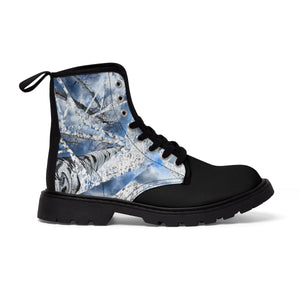 """Breakthrough"" Women's Canvas Martin Boots"