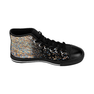 """The Daring Dreamer"" Men's High Tops"