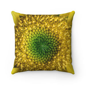 Elation Premium Spun Polyester Square Pillow ~ Living In Nature Collection