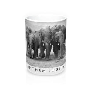 """Keep Them Together"" Special Edition 15 oz. Mug"