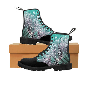"""Eloquence"" Women's Canvas Martin Boots"