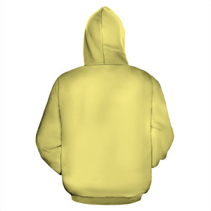 Zip Up Hoodie ~ Limelight