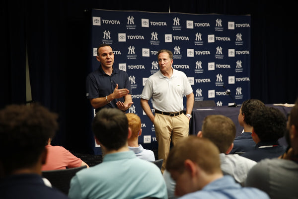 Bruce Beck Sports Broadcasting Camp Gets Shoutout on YES Network Broadcast at Yankee Stadium