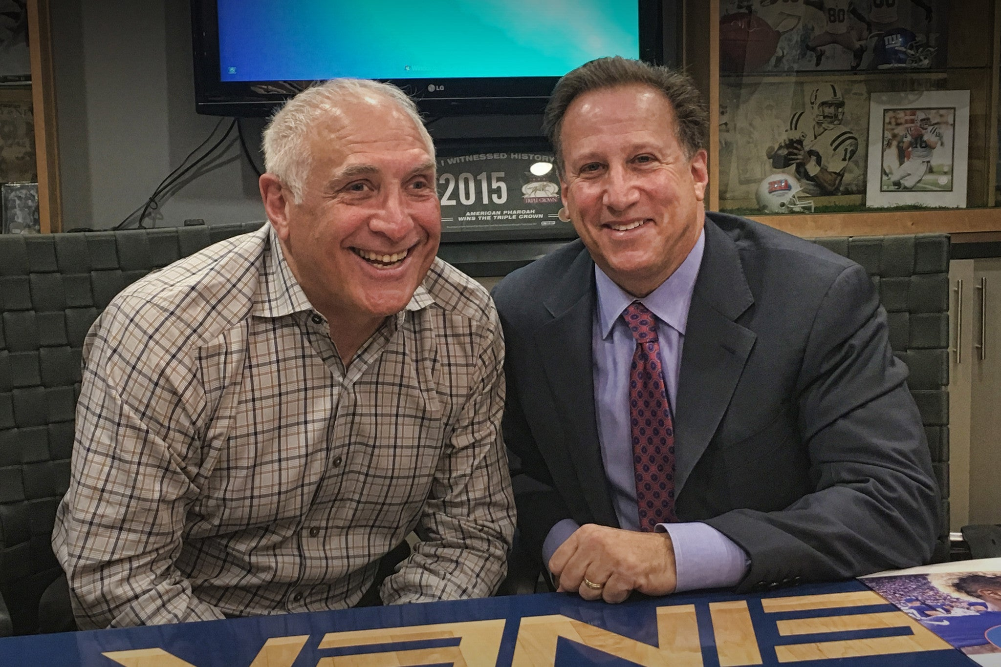 Video: Bruce Beck Joins Brandon Steiner to Talk About His Passion for Sports Broadcasting