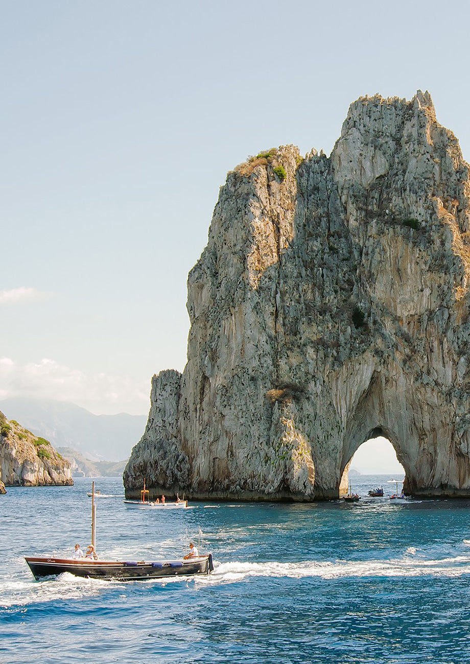 Tried and Tested: BY FAR's ultimate guide to Capri and Florence