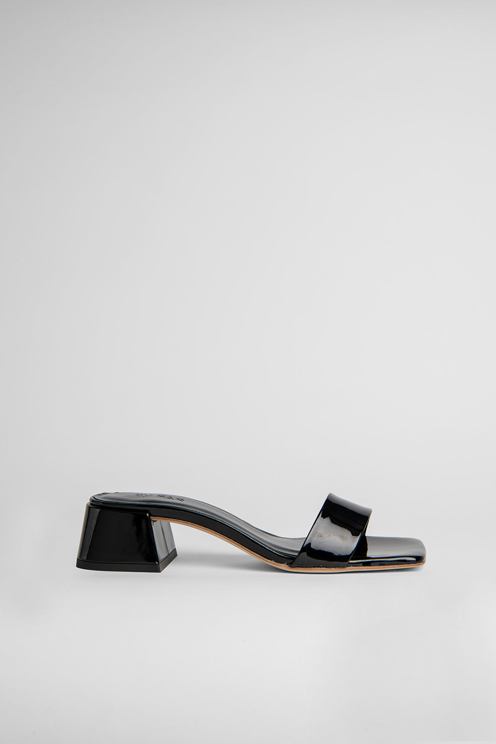 Courtney Black Patent Leather
