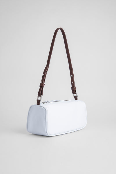 Eve White Nappa Leather