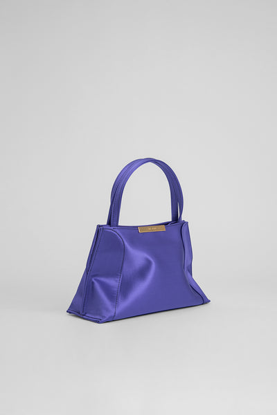 Charlotte Purple Satin