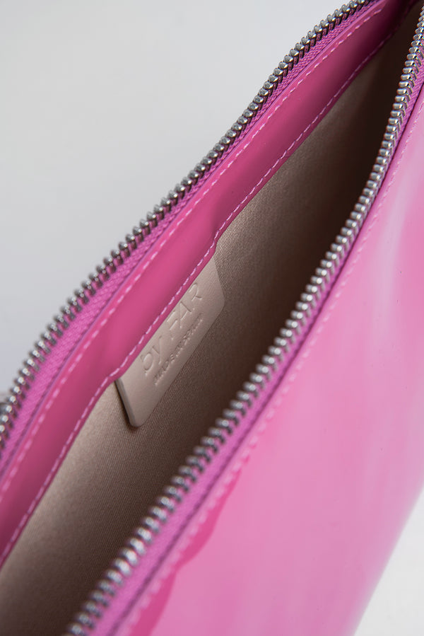 Rachel Pink Patent Leather