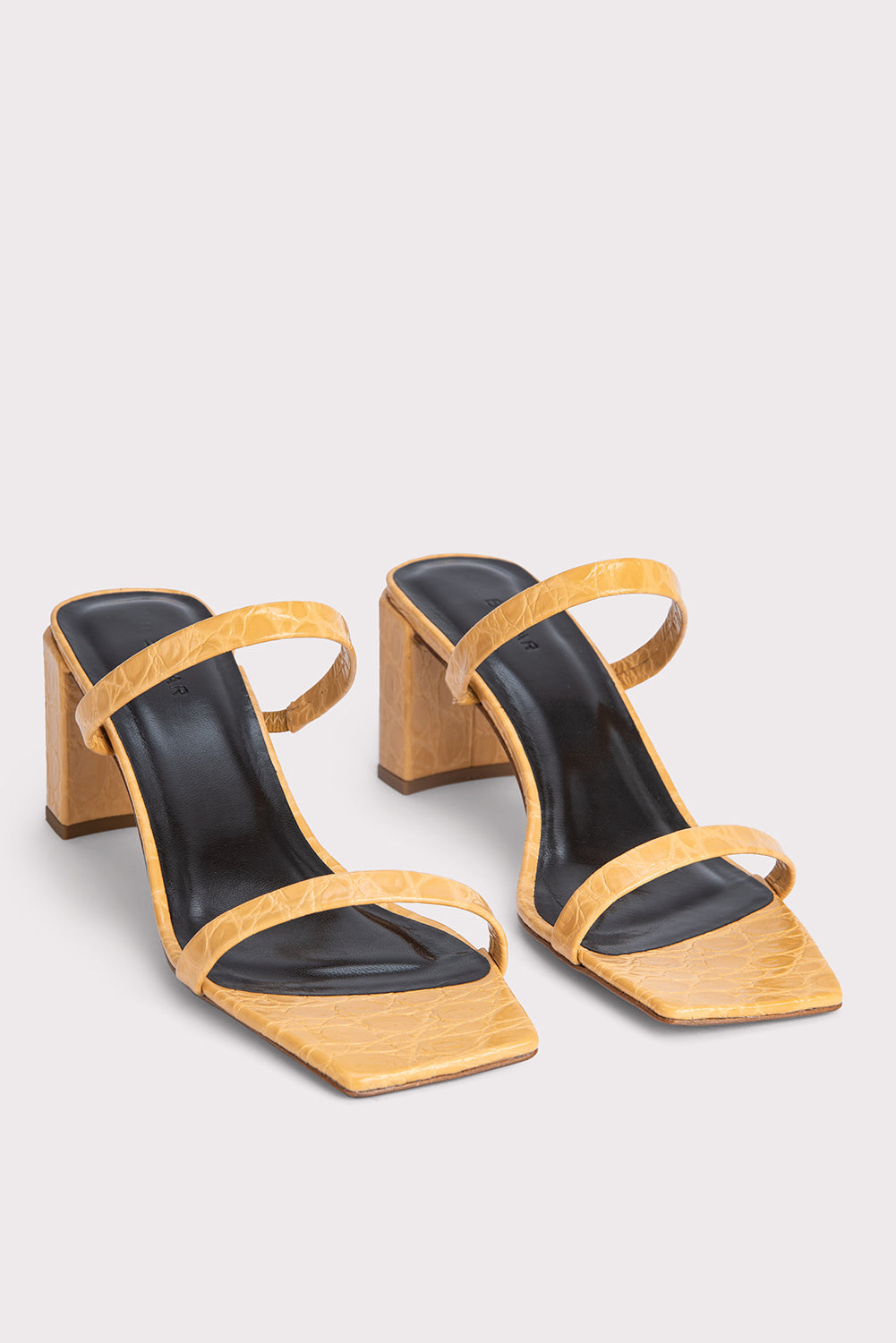 Baby Cush Peony Flat Grain Leather